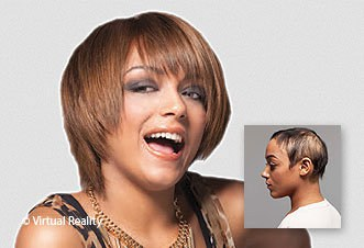 Virtuesse women's hair loss replacement Virginia