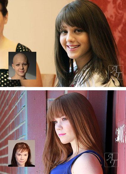 Womens Wigs Alopecia Chemotherapy Virginia